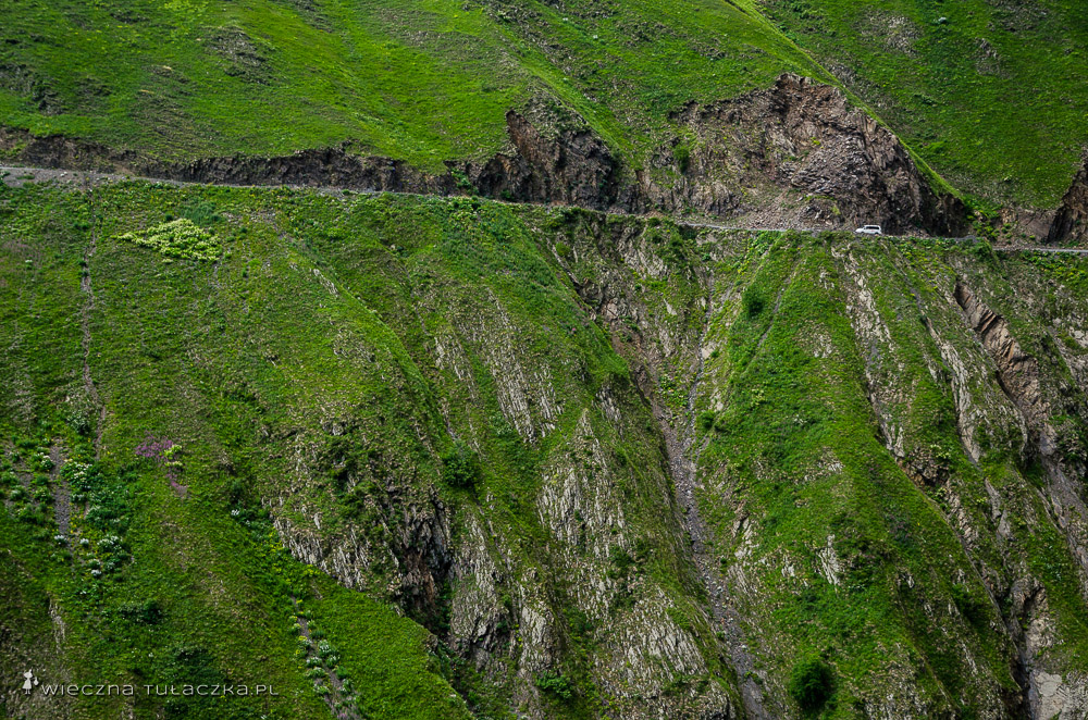 Droga do Tuszetii