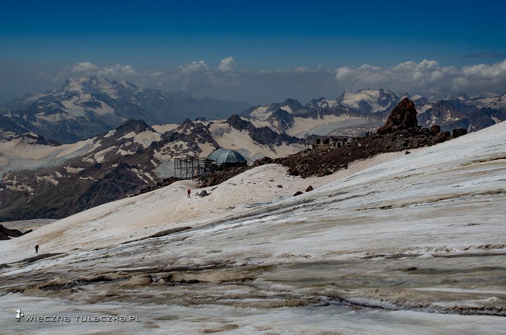 Schronisko Prijut, Elbrus