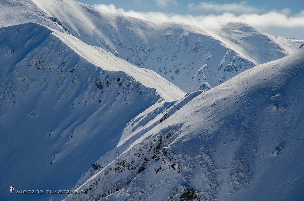 Tatry Zachodnie zimą