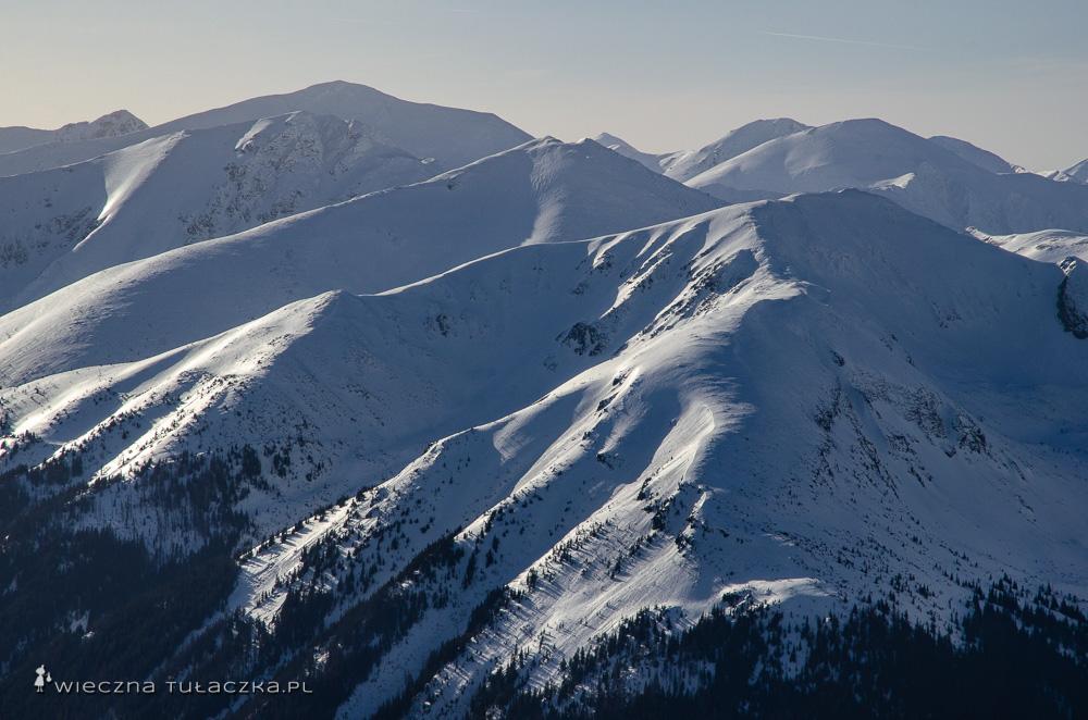 Zimowy Beskid, Tatry Zachodnie