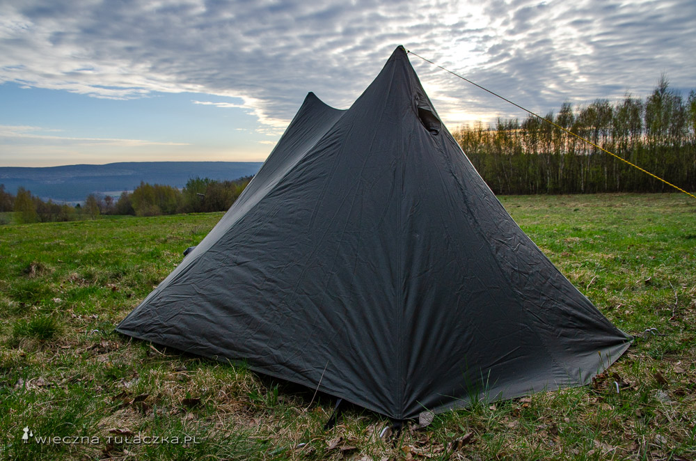 Namiot w góry