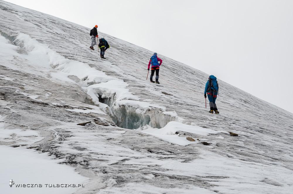 Laila - opis wejścia na szczyt