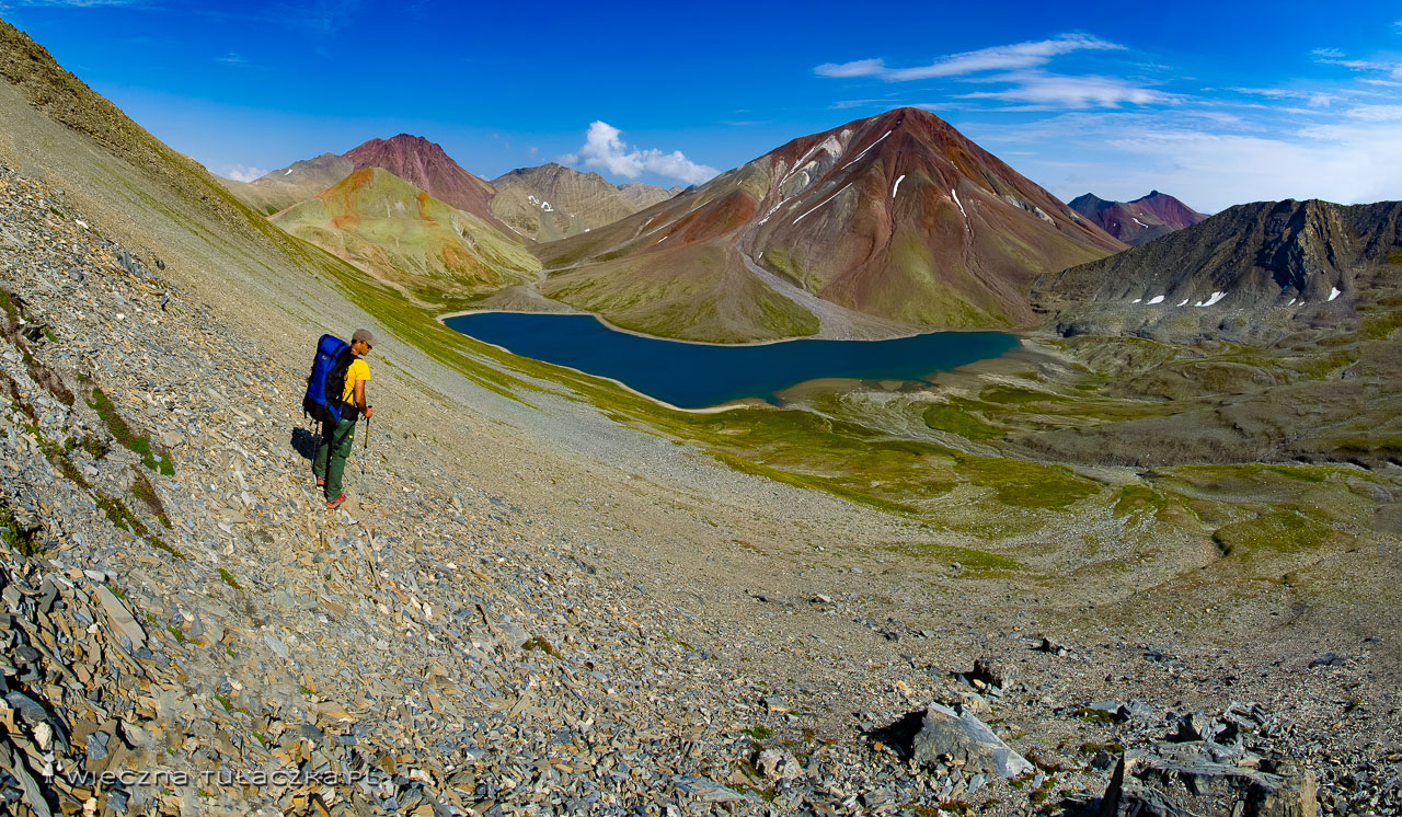 Opis trekkingu do jezior Kelitsadi