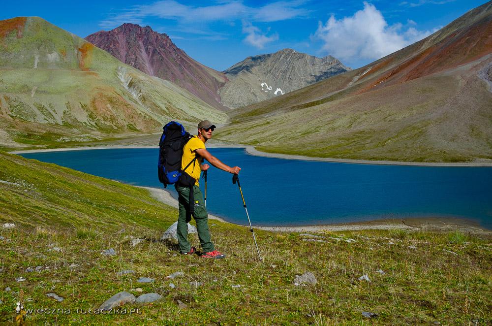 Jezioro Kelitsadi w Gruzji, Kaukaz