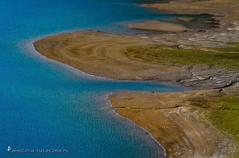 Jezioro Kelicadi, Kaukaz