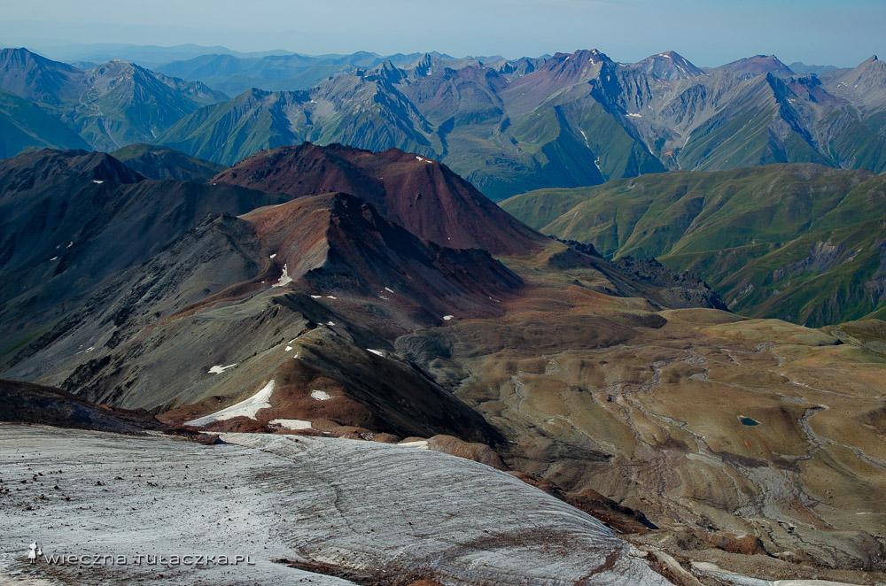 Wyprawy do Gruzji, Kaukaz