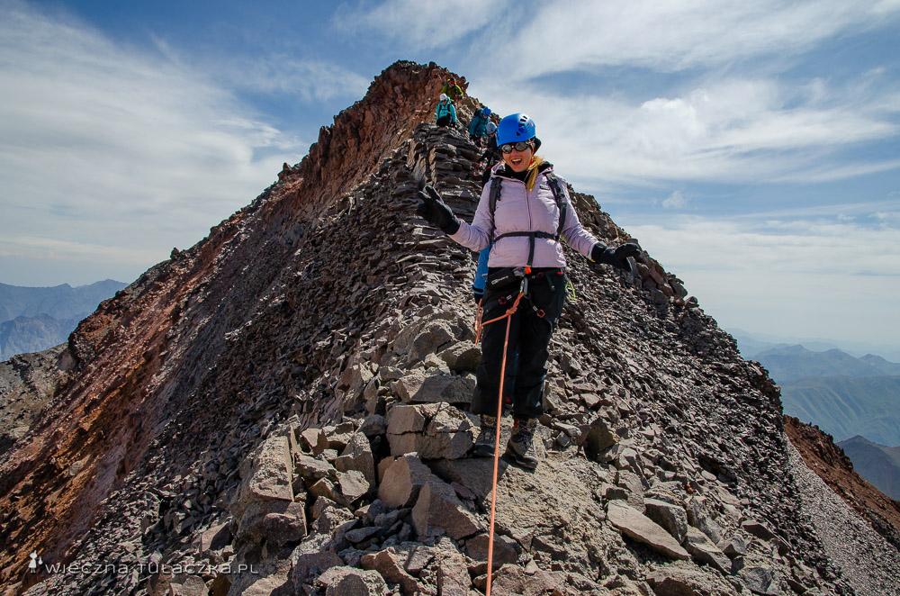 Jak wejść na szczyt Orcweri?