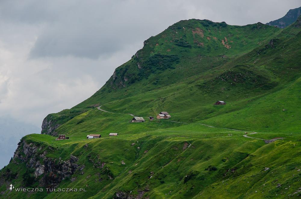 Via Alpina, szlak przez Szwajcarię