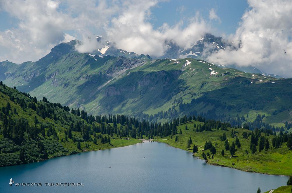 Via Alpina w Szwajcarii