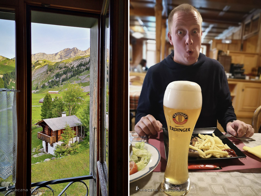 Engstlenalp, Via Alpina