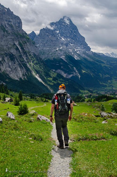 Via Alpina, Grindelwald