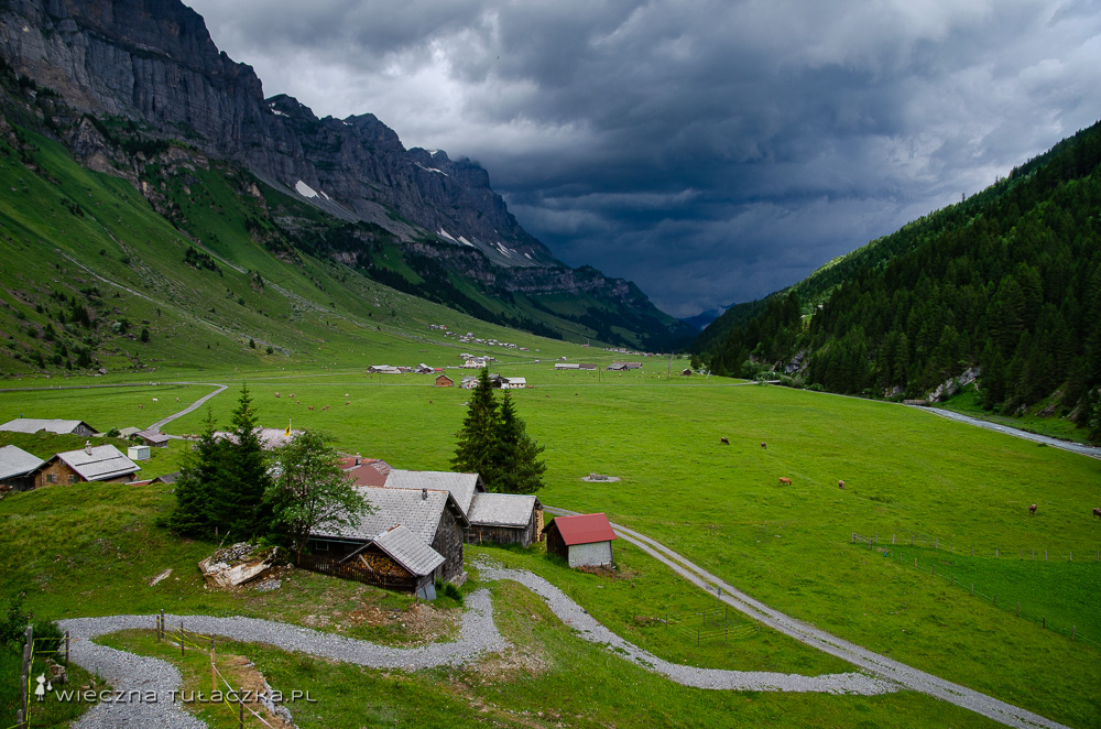 Via Alpina, Urnerboden