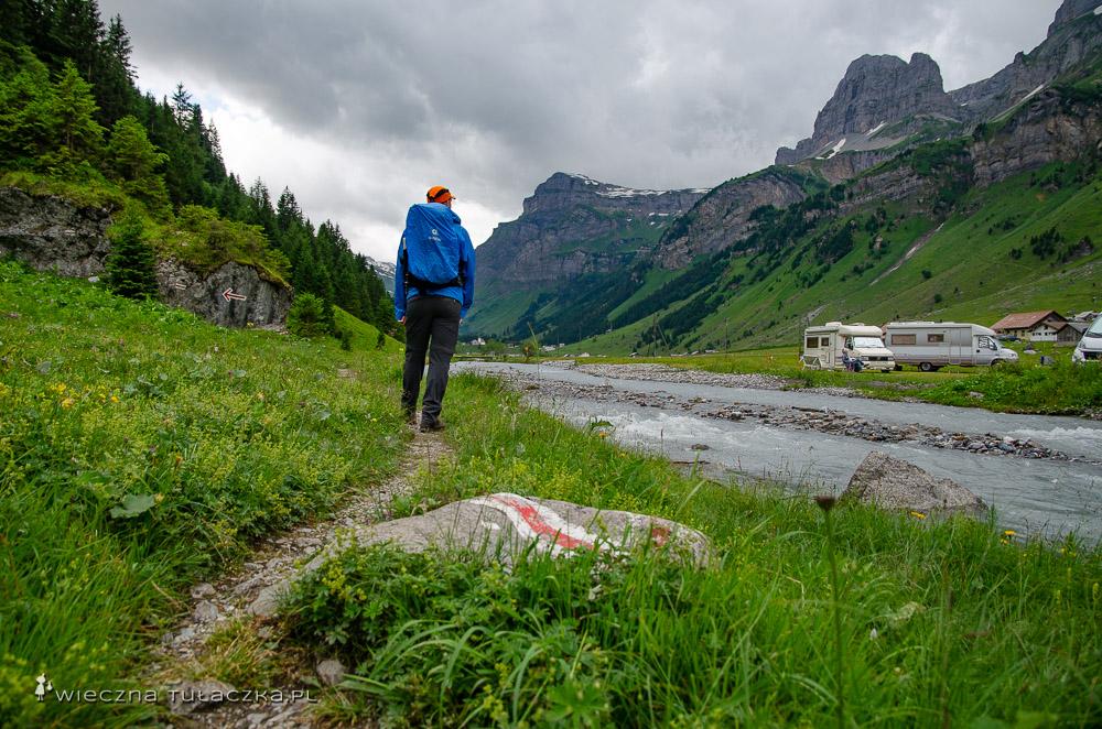 Jak przejść Via Alpinę