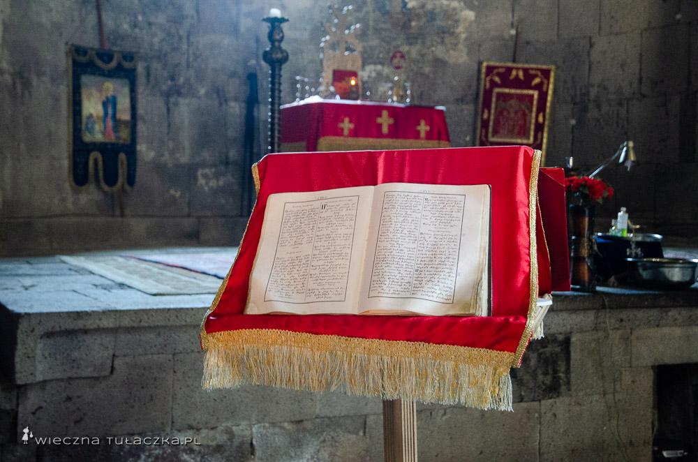 Klasztor Tatew w Armenii