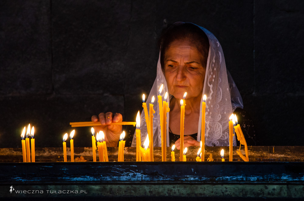 Klasztor Tatev, Armenia