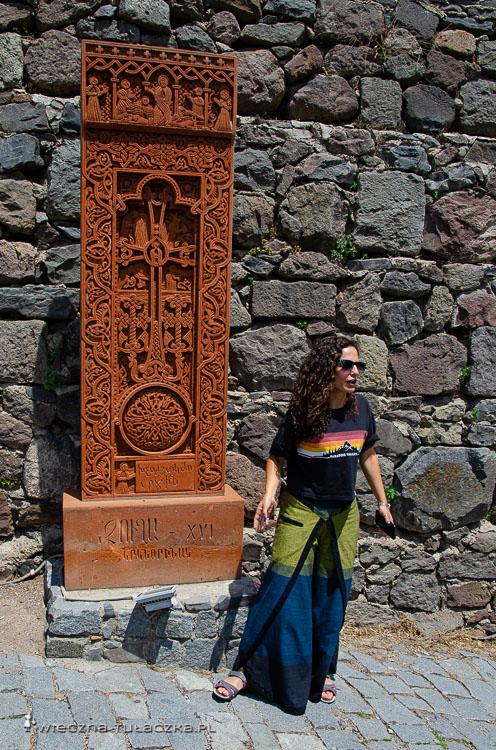 Chaczkar w Armenii, Geghard