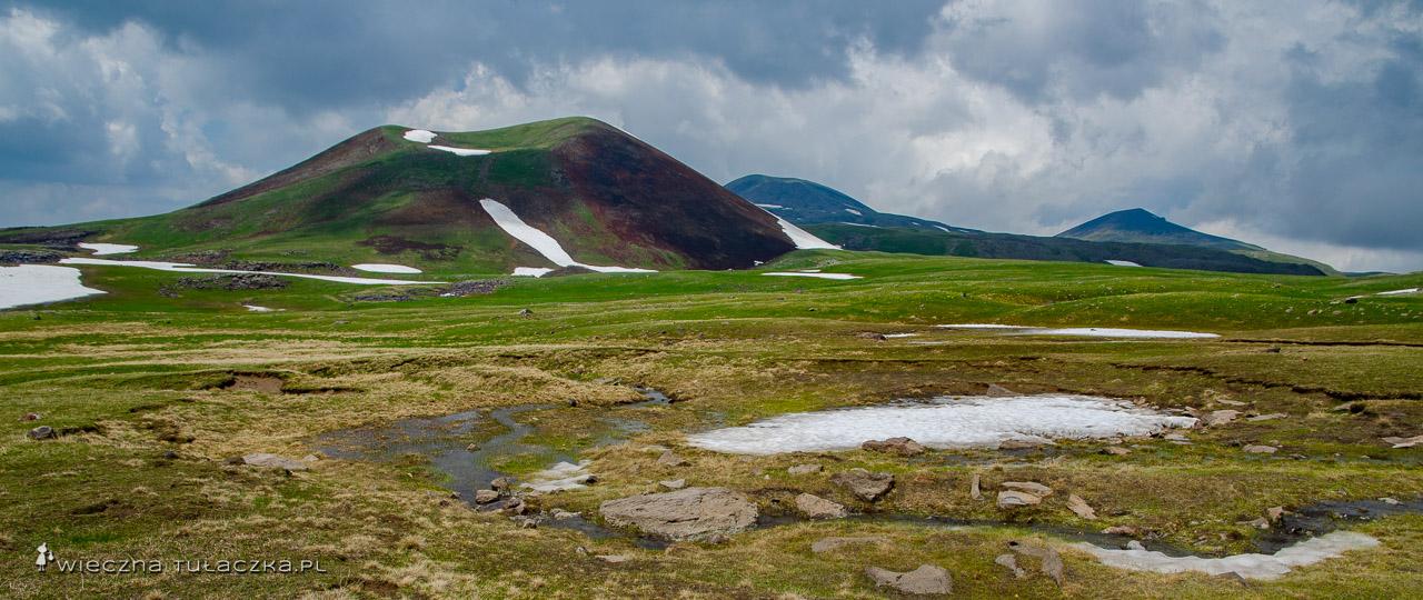najpiękniejsze szczyty w Armenii