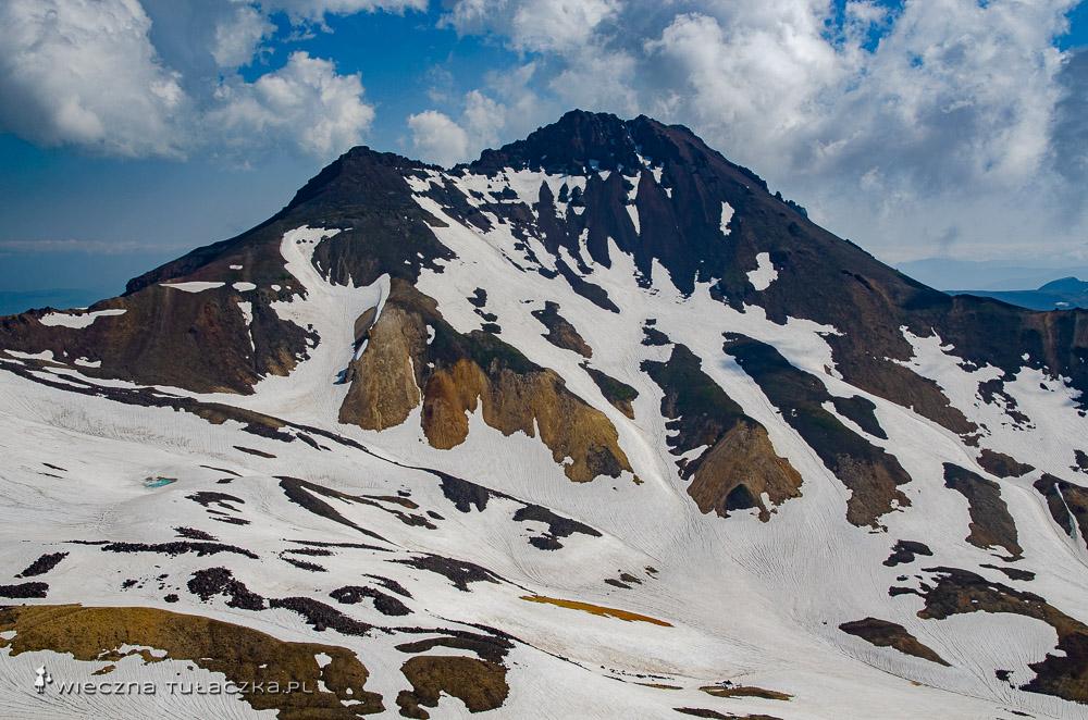 Wyprawa na Aragac w Armenii