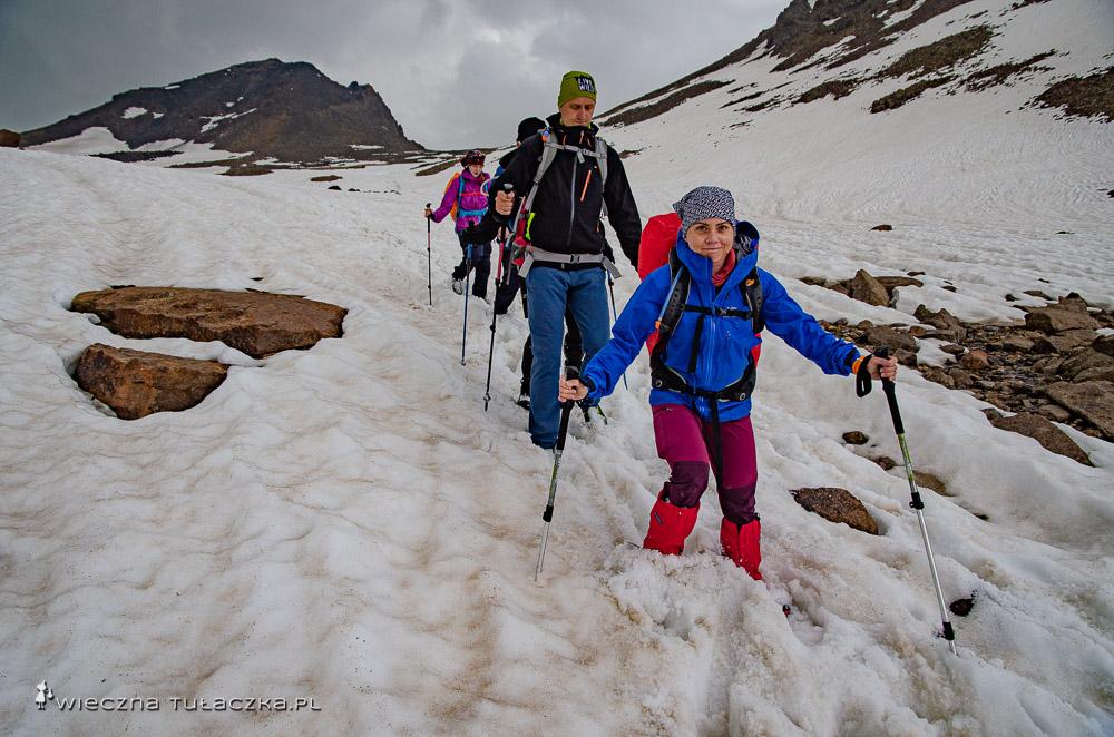 Trekking na Aragats w Armenii