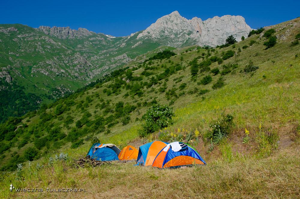 Khustup, trekkingowa góra w Armenii