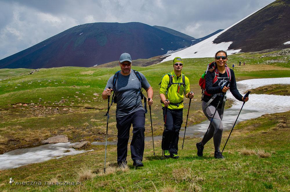 Trekking w Armenii