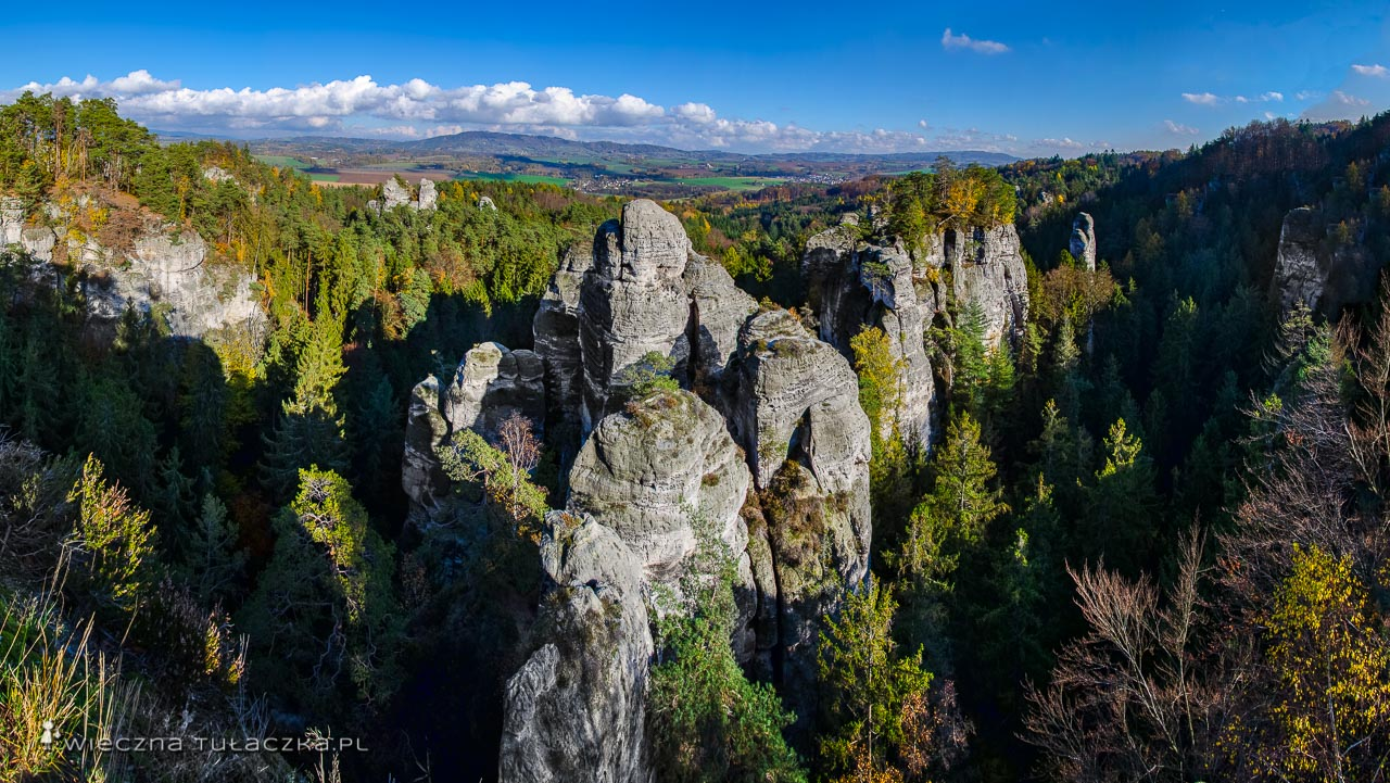 Hruboskalsko, Czeski Raj