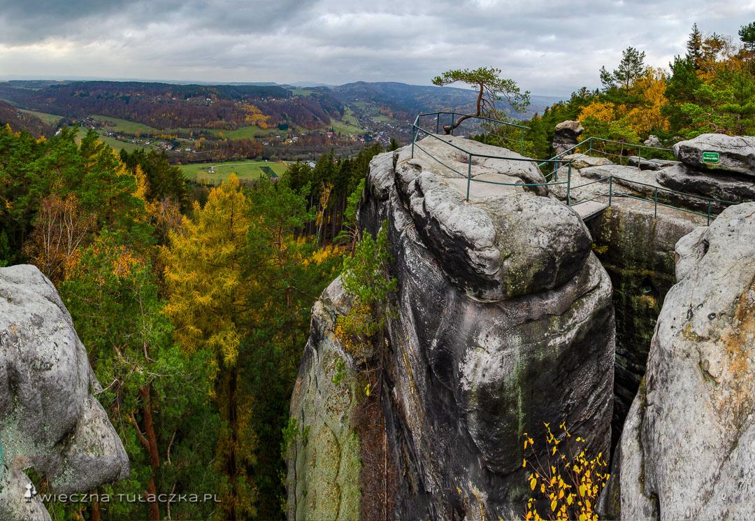 Najpiękniejsze miejsce w Czeskim Raju