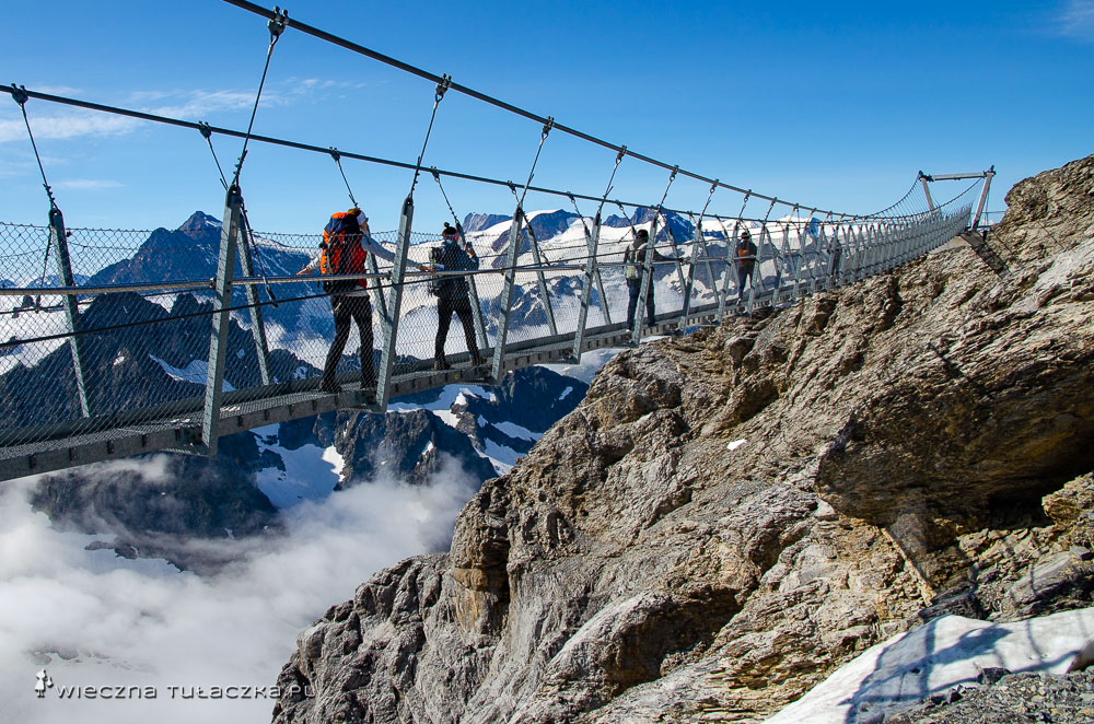 Titlis Cliff Walk, Engelberg