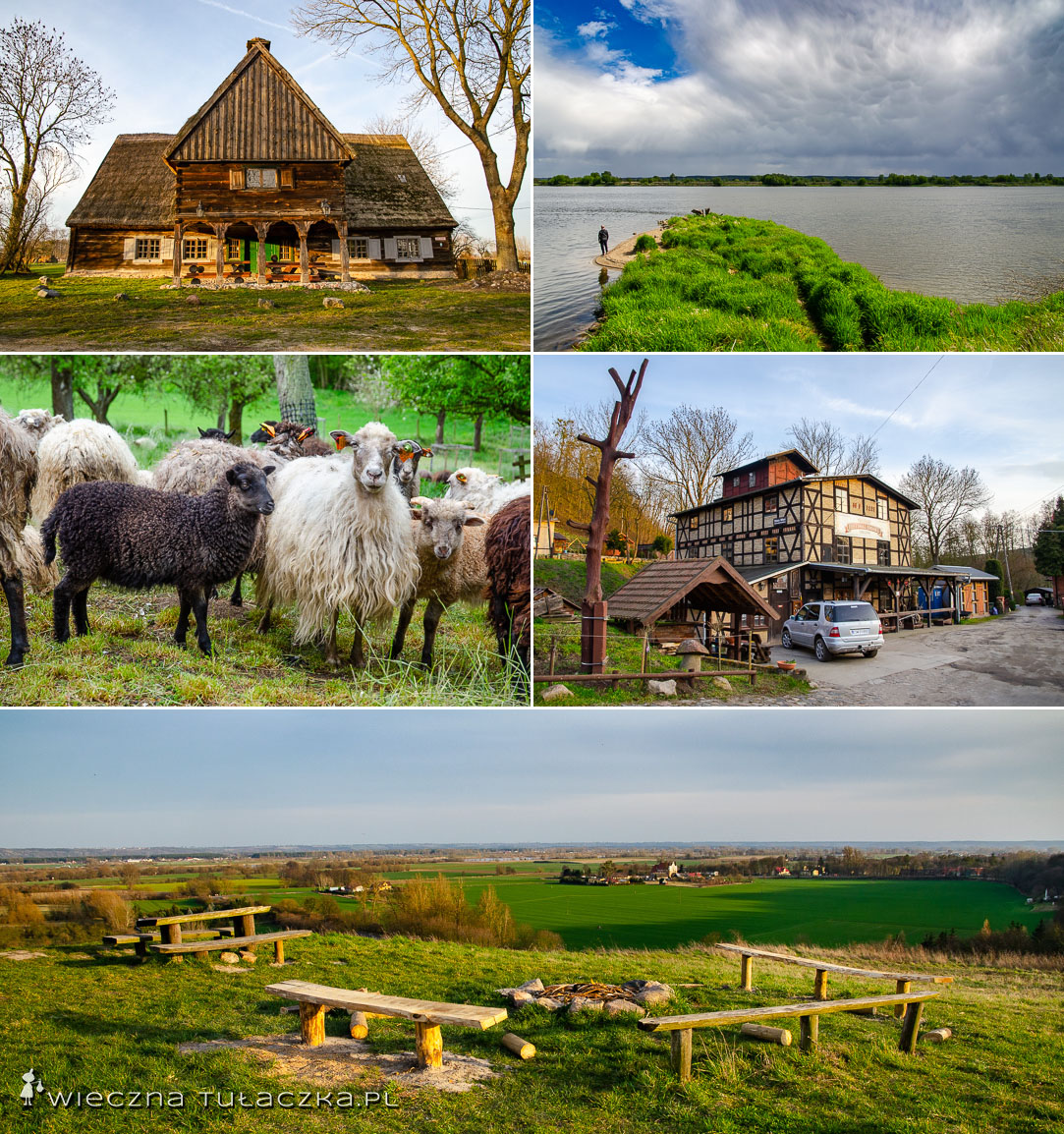 Ciekawe miejsca w Kujawsko-pomorskim