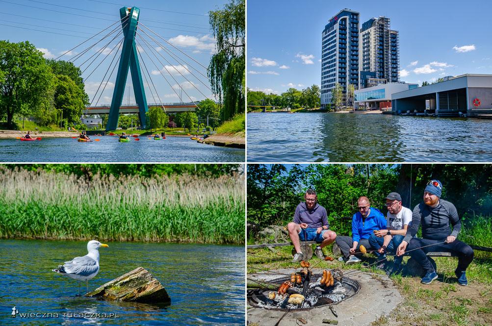 Spływy w Bydgoszczy
