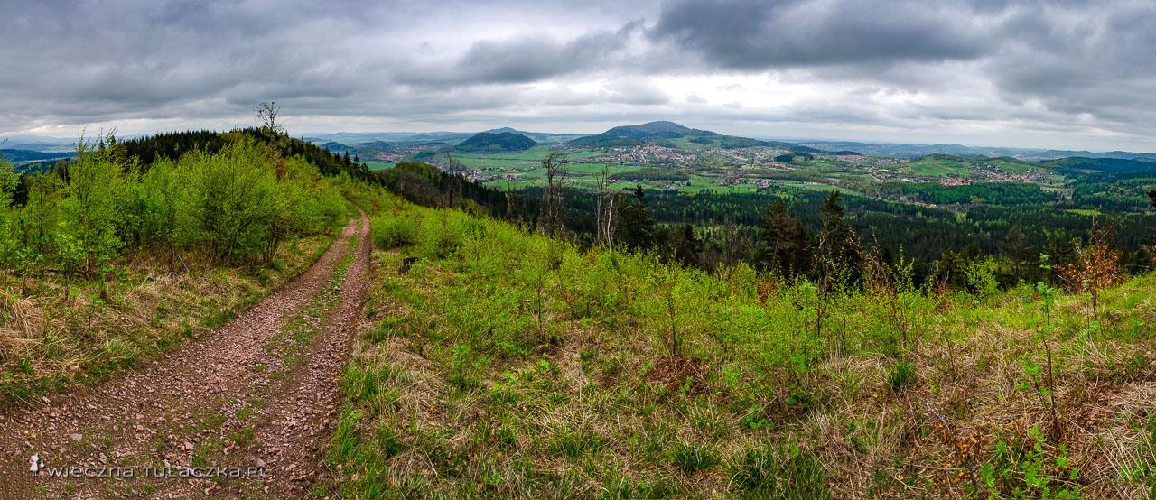Zielony szlak długodystansowy Wałbrzych-Szklarska Poręba