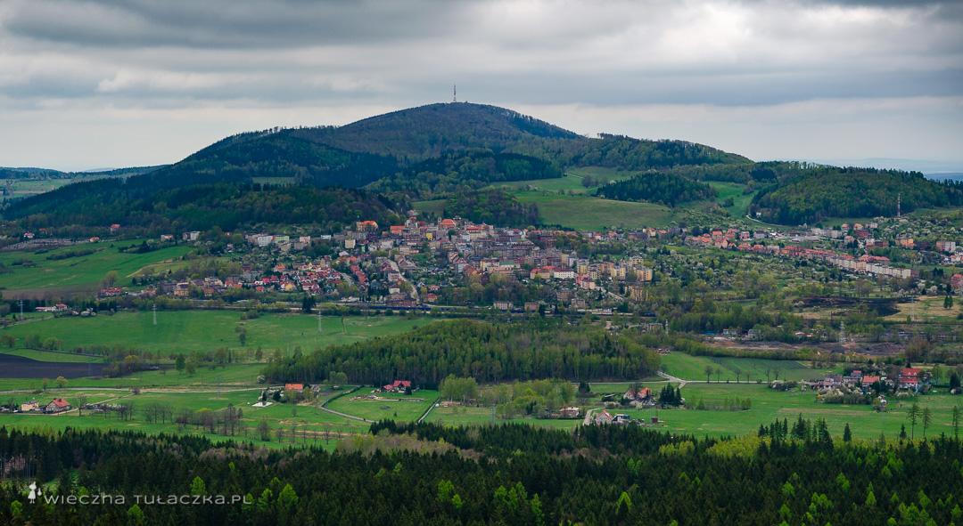 Szlak ze Szklarskiej Poręby do Wałbrzycha
