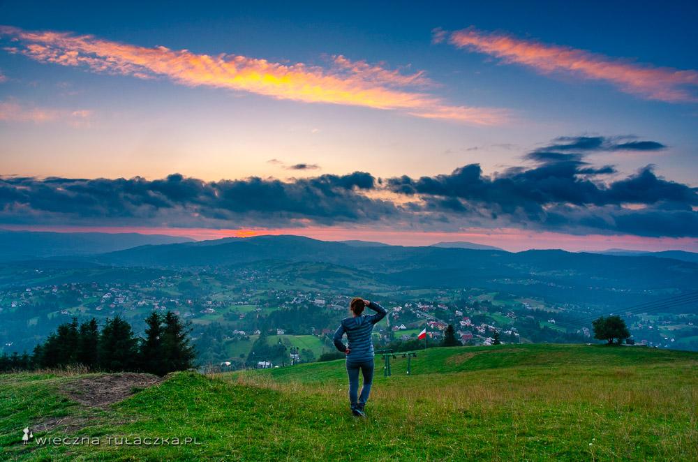 Szlaki na Śląski Cieszyńskim