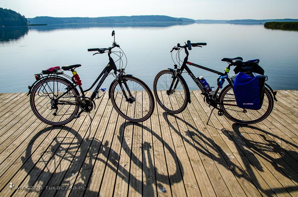 rowerem Kaszubską Marszrutą