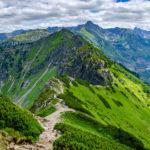 Szlak przez Suche Czuby Kondrackie