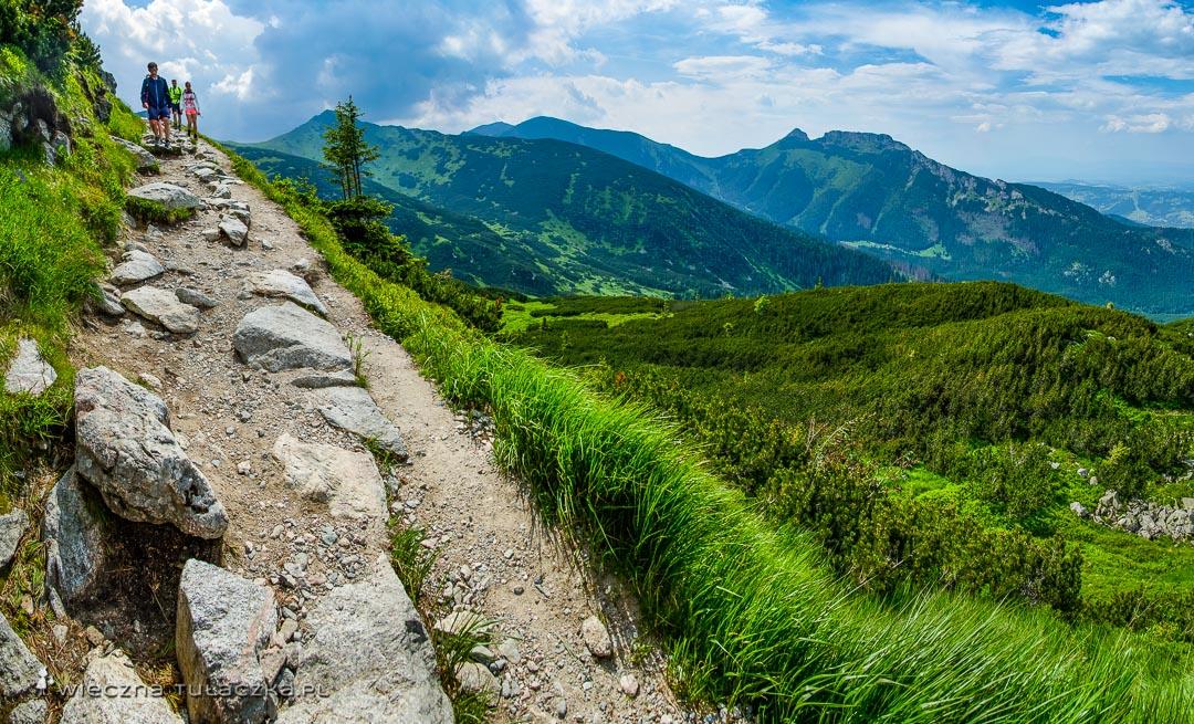 Szlaki na Kasprowy Wierch
