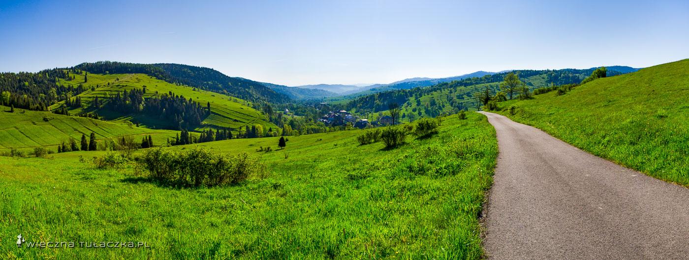 Szlaki z Łapszanki
