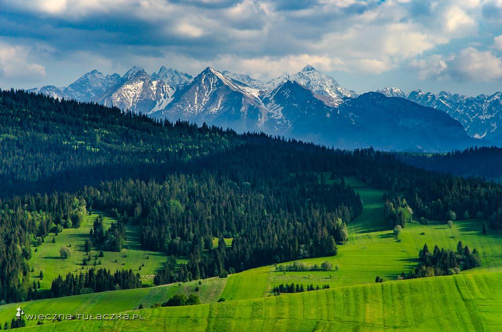 Z Grandeusa na Tatry słowackie