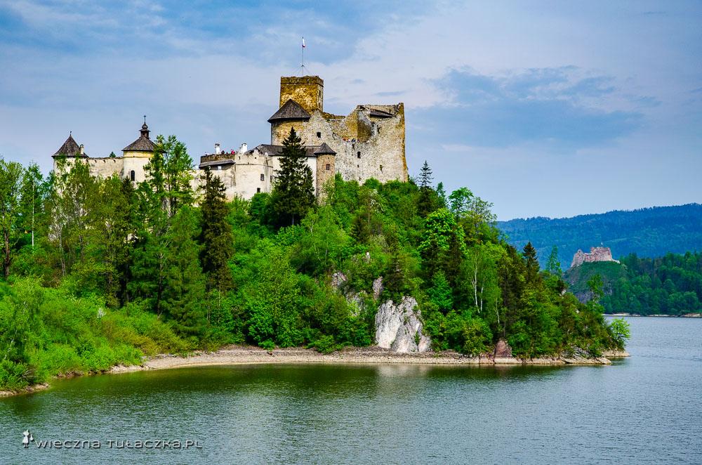 Zamek Niedzica na Spiszu