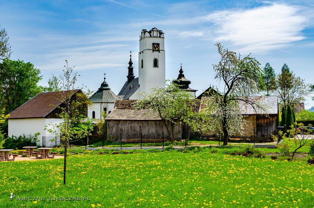 Kościół św. Stanisława Biskupa- najstarszy kościoł na Podtatrzu