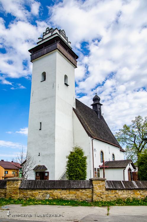 Kościół św. Marcina w Krempachach